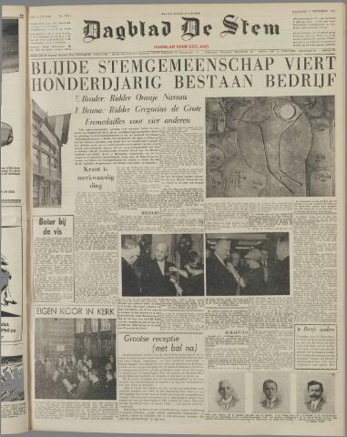 de Stem 1960-11-07