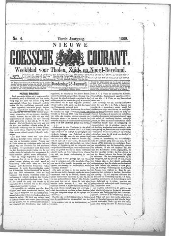Nieuwe Goessche Courant 1869-01-28