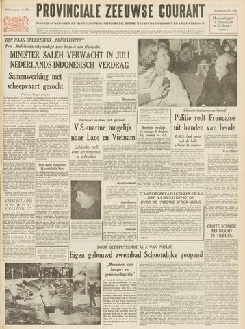 Provinciale Zeeuwse Courant 1964-05-25