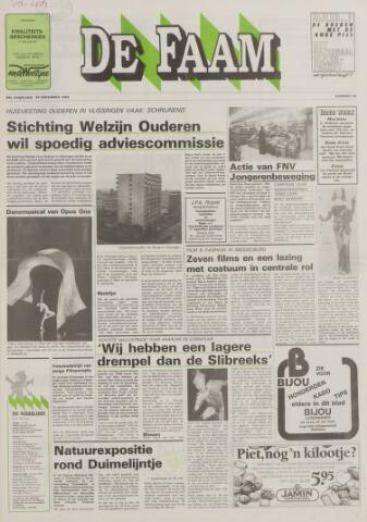 de Faam en de Faam/de Vlissinger 1988-11-30