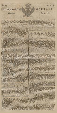 Middelburgsche Courant 1775-05-30