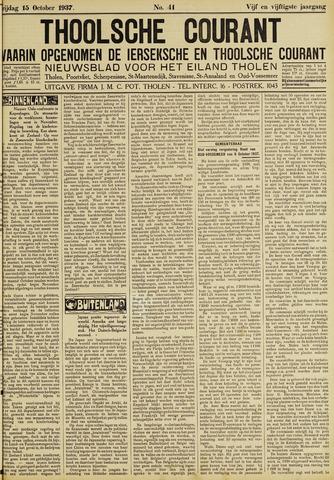 Ierseksche en Thoolsche Courant 1937-10-15