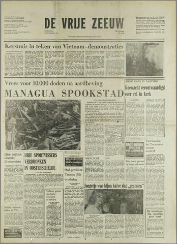 de Vrije Zeeuw 1972-12-27