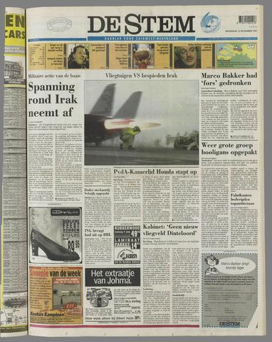 de Stem 1997-11-12
