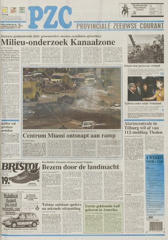 Provinciale Zeeuwse Courant 1997-08-08