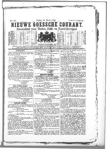 Nieuwe Goessche Courant 1878-03-29
