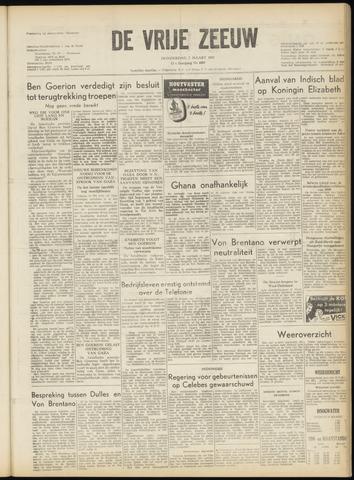 de Vrije Zeeuw 1957-03-07