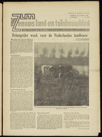 Zeeuwsch landbouwblad ... ZLM land- en tuinbouwblad 1964-03-13