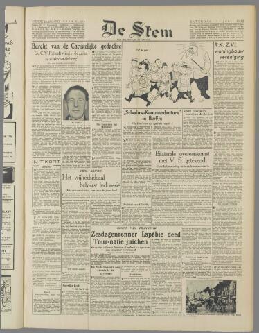 de Stem 1948-07-03