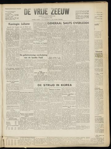 de Vrije Zeeuw 1950-09-12