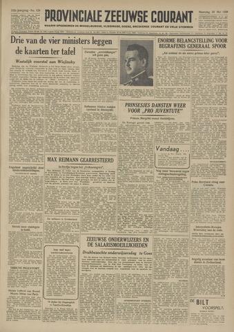 Provinciale Zeeuwse Courant 1949-05-30