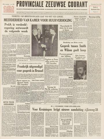 Provinciale Zeeuwse Courant 1965-10-27