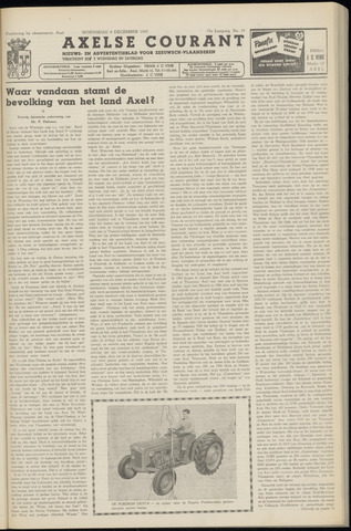 Axelsche Courant 1957-12-04