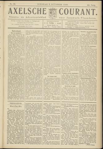 Axelsche Courant 1928-10-09