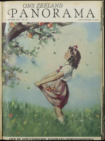 Ons Zeeland / Zeeuwsche editie 1939-09-14