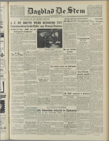de Stem 1950-01-11