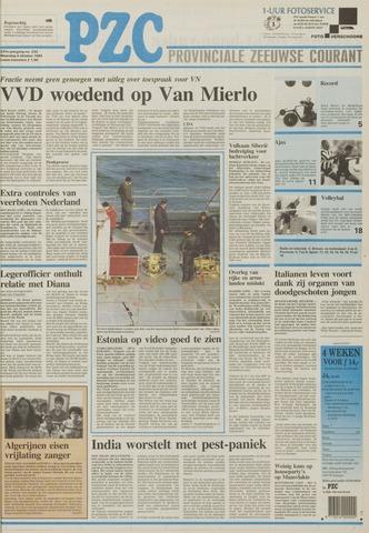 Provinciale Zeeuwse Courant 1994-10-03