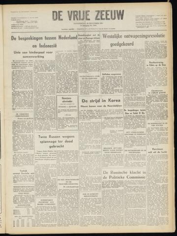 de Vrije Zeeuw 1951-12-20