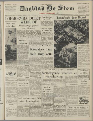de Stem 1960-09-26