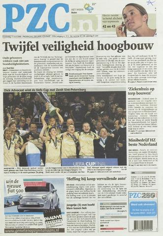 Provinciale Zeeuwse Courant 2008-05-15
