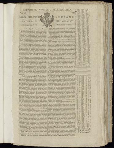 Middelburgsche Courant 1801-03-14