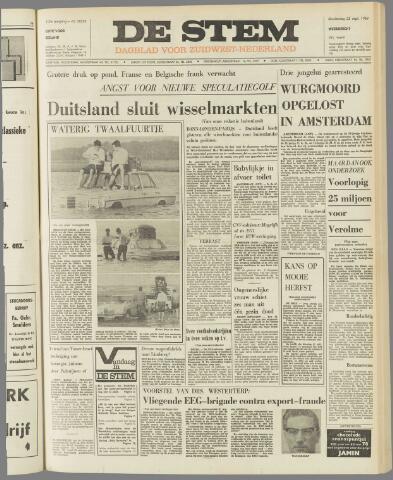 de Stem 1969-09-25