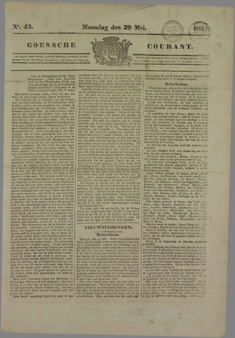 Goessche Courant 1843-05-29