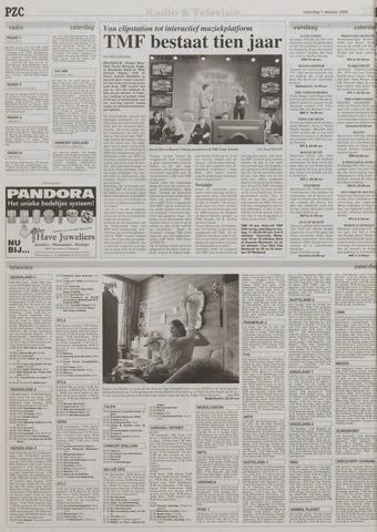 Provinciale Zeeuwse Courant 1 Oktober 2005 Pagina 8
