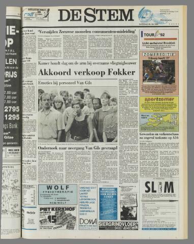 de Stem 1992-07-25