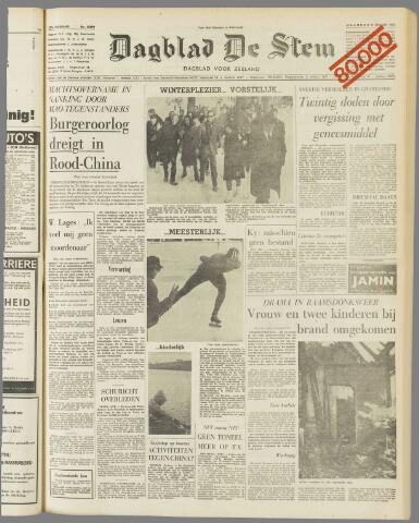 de Stem 1967-01-09