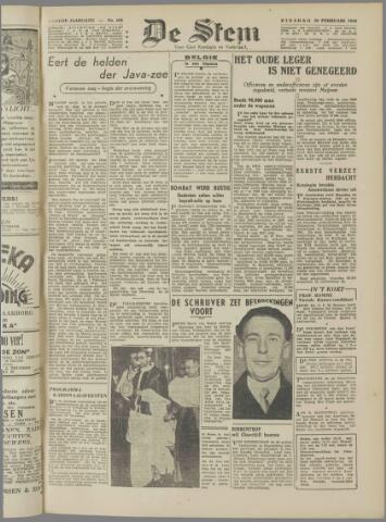 de Stem 1946-02-26