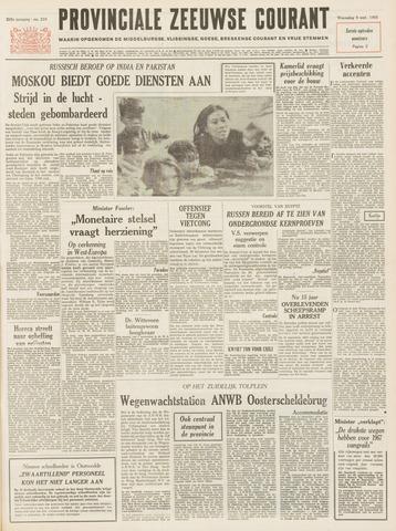 Provinciale Zeeuwse Courant 1965-09-08