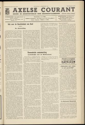 Axelsche Courant 1964-02-08