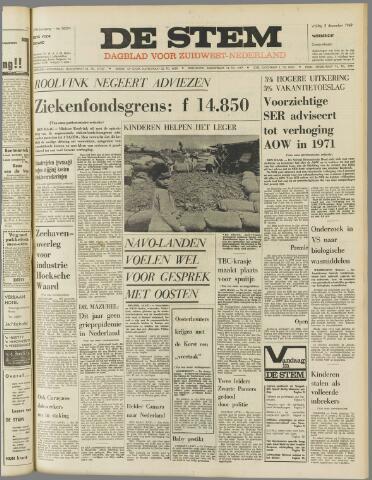 de Stem 1969-12-05