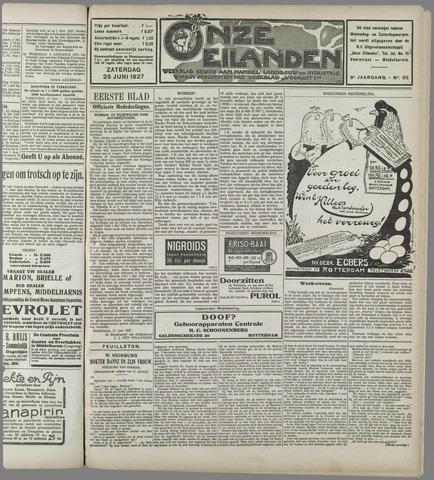 Onze Eilanden 1927-06-25