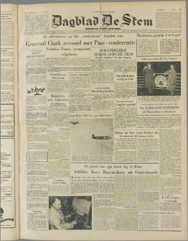 de Stem 1953-04-04