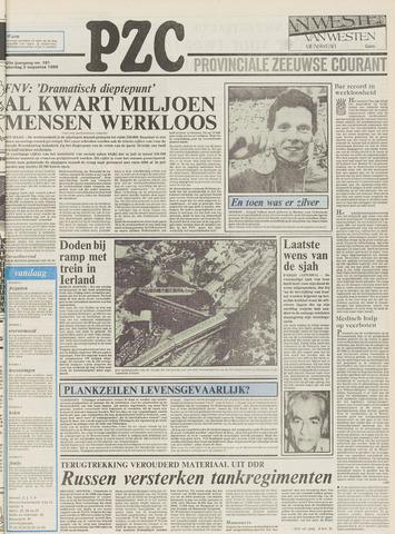Provinciale Zeeuwse Courant 1980-08-02