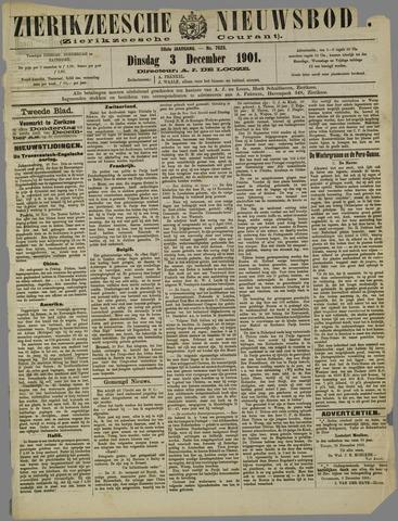 Zierikzeesche Nieuwsbode 1901-12-03