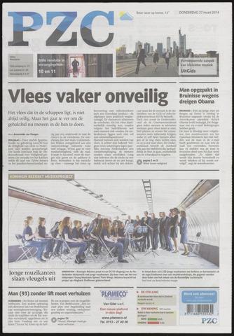 Provinciale Zeeuwse Courant 2014-03-27