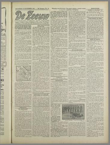 De Zeeuw. Christelijk-historisch nieuwsblad voor Zeeland 1943-11-15
