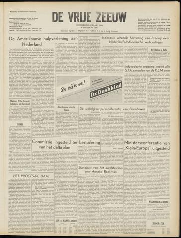 de Vrije Zeeuw 1954-03-25