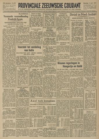 Provinciale Zeeuwse Courant 1947-06-02