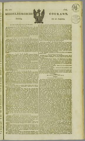 Middelburgsche Courant 1824-08-21