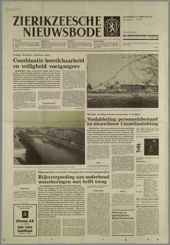 Zierikzeesche Nieuwsbode 1987-02-12