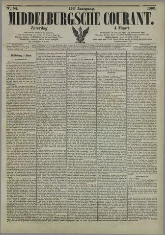 Middelburgsche Courant 1893-03-04