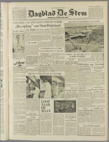 de Stem 1953-09-09