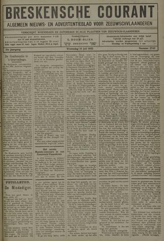 Breskensche Courant 1922-07-19