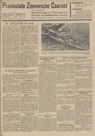 Provinciale Zeeuwse Courant 1941-05-09