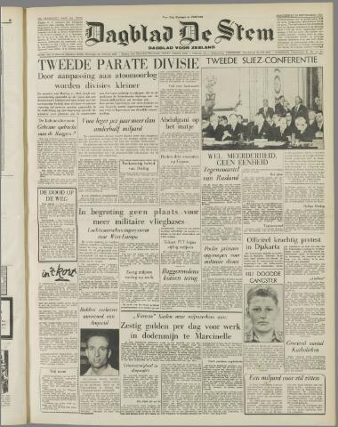 de Stem 1956-09-20