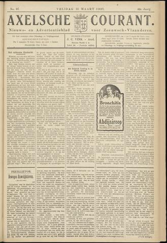Axelsche Courant 1927-03-11